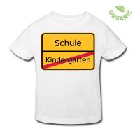 T-Shirt für die Schultüte