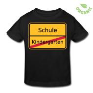 Ortsschild Shirt für die Schultüte